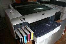 Epson Stylus Pro 4450 Tintenstrahldrucker Großformatdrucker bis DIN A2+/17 Zoll