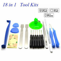 18 IN1 Mobile Repair Opening Tools Kit Set Pry Screwdriver For Cell Phone RHNUS