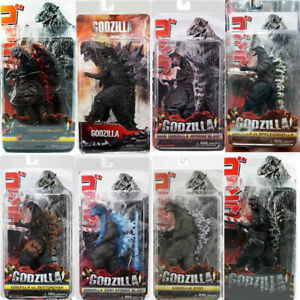 """NECA Godzilla King of The Monsters 7"""" Dinosaur Action Figure Model Toy Gift Kids"""