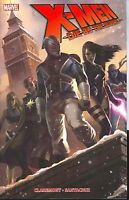 X-Men: Die by the Sword by Chris Claremont & Juan Santacruz 2008 TPB Marvel OOP