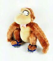 The Simpsons Mr. Teeny Chimp Monkey Plush Universal Studios Stuffed Animal LARGE