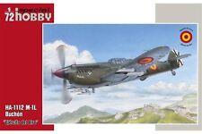 """SPECIAL HOBBY SH72308 1/72 HA-1112 M-1L Buchón """"Ejército del Aire"""""""