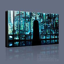 BATMAN-IL CAVALIERE OSCURO guardando fantasticamente iconica tela stampa artistica art Williams