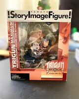 [C9] TRIGUN Story Image Figure Maximun Collectible - Raidei The Blade