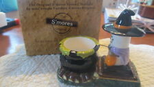 New Midwest Season Of Cannon Falls The S'Mores Original Spooky Tea Light Candle