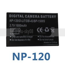 Battery for Drift HD170 HD-170 Stealth High Definition / Innovation X170 X-170