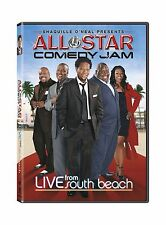 Shaquille O'Neal Presents: All Star Comedy Jam - Live From Sout... Free Shipping