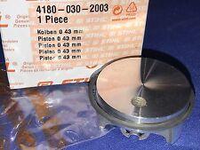 OEM Stihl Piston Kit KM130 FS130 FS310 FR130T HT130 HT131  43mm  4180 030 2003