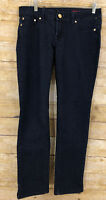 Vigoss Women's Blue Jeans Size 7/8 29 Cotton Polyester Spandex Pants