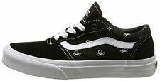 Scarpe sneakers neri VANS per bambini dai 2 ai 16 anni
