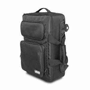 UDG Ultimate MIDI Controller Backpack Small Black Orange Inside MK2