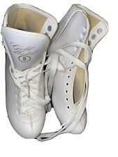 Gold Medal Rs Figure Ice Skates Women's Size 8 Nice!