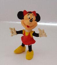 Minnie Maus made in Hong Kong PVC Hartplastik Disney selten guter Zustand