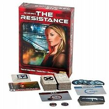 The Resistance Board Game 3rd Edition Includes Inquisitor Expansion