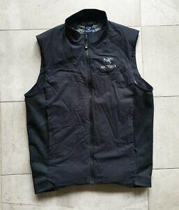 Arc'teryx Atom LT vest M black island stone jacket arcteryx veilance quoinn
