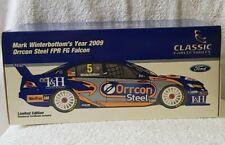 2009 Mark Winterbottom Orrcon Ford FG Falcon FPR Tickford DJR Team Penske