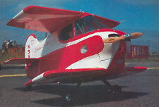 1/4 Scale Stits SA-2A Sky Baby Biplane Plans, Templates and Instructions 22ws