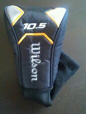 NEW Wilson Black Jack Driver Headcover w/ Tool Wrench Head Cover