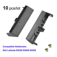 10 x Dell Latitude E6320 E6420 E6520 Laptop Hard Drive Caddy Covers + Screws