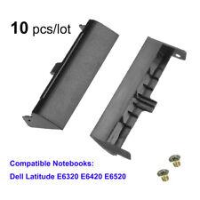 10 x Dell Latitude E6320 E6420 E6520 Laptop Hard Drive Caddy Covers + Screws