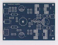 6DJ8 input MOSFET source follower output Class A SE headphone amp PCB 1piece !