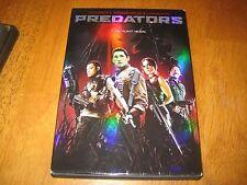 Predators dvd  W/OUTER BOX