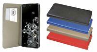 Book-Style Handy Hülle Tasche Zubehör Schale für Samsung Galaxy S20 ULTRA G988B