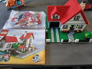 LEGO creator 4956 : la maison de famille