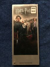 Harry Potter 4 Goblet of Fire 2-Disc Special Ed DVD Movie, Tri-Wizard Wizarding