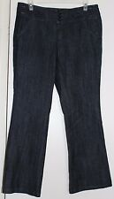 Roz & Ali Black Boot Cut Denim Trousers Pants Jeans Size 14