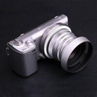 Fujian 35mm f/1.6 CCTV II Cine Lens for Sony NEX E-mount Camera +Hood&adapter