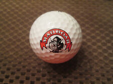 Logo Golf Ball-Madboar Restaurant.Boar Logo.