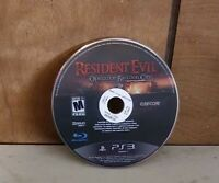 Resident Evil: Operation Raccoon City Sony PlayStation 3 disc only Tested