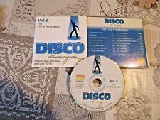 CD DISCO DAYS VOL 8 PROMO compilation 2002 CHIC Live in Budokan