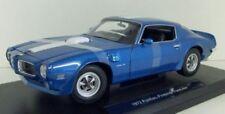 Véhicules miniatures bleus pour Pontiac 1:18
