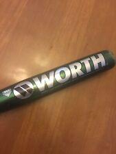 "Worth EST Xtra CU31 Alloy Model XCUESTX 34"" 26oz Slow Pitch Softball Bat"