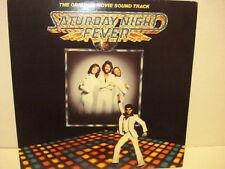 BEE GEES Saturday Night Fever - Original Movie Soundtrack - LP Record 2 LPs