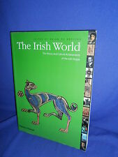 Vintage The Irish World History & Cultural Achievments of The Irish People Book