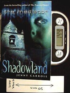 Shadowland - PB by Jenny Carroll (Meg Cabot)