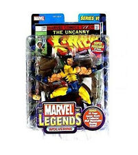 "MARVEL Legends 6 UNMASKED Wolverine Chase 6"" Giocattolo Action Figure MEGA RARE"