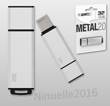 32GB USB Speicherstick USB 2.0 Stick EMTEC C900 FlashDrive 32 GB Metall