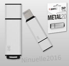 USB 2.0 FlashDrive 32gb Emtec C900 Metal