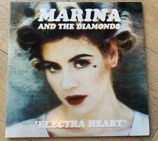 Marina and the Diamonds - Electra Heart *ORIGINAL 2012 PRESSING* *VERY RARE LP!*