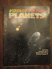 Voyage to the Planets by Jeff Davidson (1990, Hardcover)