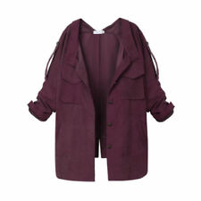 Unbranded Cotton/Polyester Spring Coats & Jackets for Women