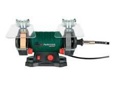 Parkside Double Bench Grinder With Flexible Drive Shaft