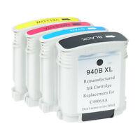 Black Color Ink Cartridge For HP 940XL Officejet Pro 8000 8500 8500A Wireless
