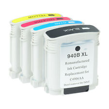 Black Colour Ink Combo Compatible for HP 940XL Officejet Pro 8000 8500 8500A