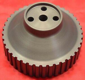 BDA engine jackshaft pulley