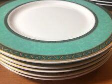 Villeroy & Boch Philadelphia Heinrich 8 1/2in Salad Plates **Set Of 5**